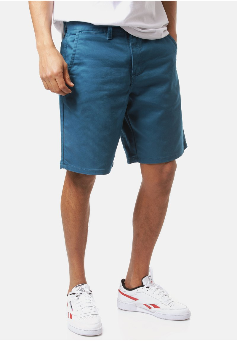Vans - Shorts - moroccan blue