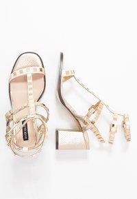 River Island - Sandals - gold - 3