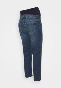 GAP Maternity - CHEEKY ATLANTIC - Jeans slim fit - dark indigo - 1