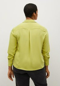 Violeta by Mango - SEDI - Button-down blouse - limette - 2