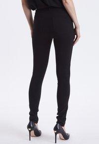 b.young - BENGALIN - Slim fit jeans - black - 2