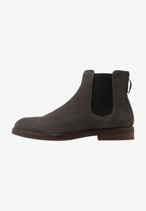 NATE - Classic ankle boots - dark grey