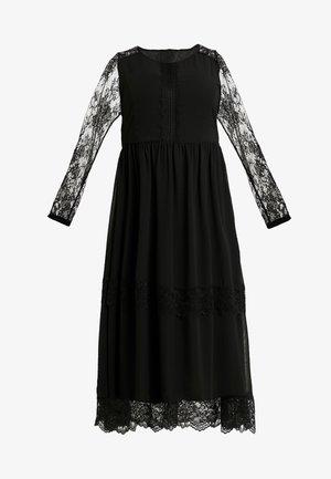 YAMALIE DRESS - Maxi dress - black