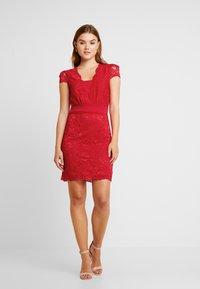Morgan - RFLOW - Robe de soirée - rouge - 2