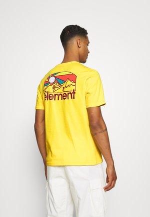 SUNNET - T-shirt print - dandelion