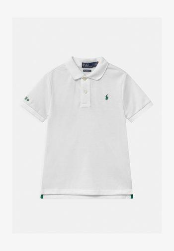 Poloshirts - pure white