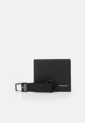 BILFOLD SET - Keyring - black