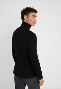 FTC Cashmere - ROLLNECK - Pullover - moonless night - 2