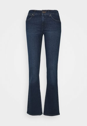 BODY BESPOKE - Jeans Bootcut - dusty trail
