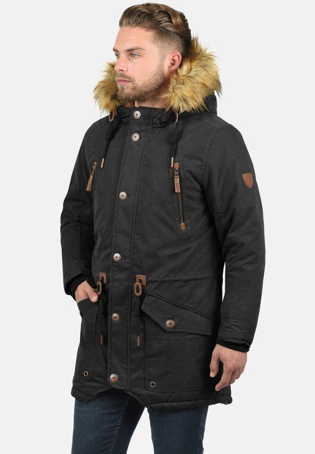 PARKA VIDAGE - Winter coat - black