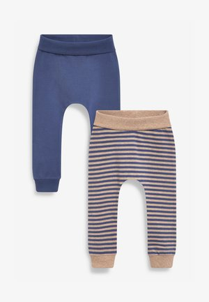 2 PACK - Leggings - Trousers - blue
