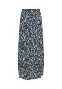 ICHI - Maxi skirt - total eclipse - 5