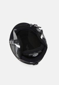 Alpina - BIOM UNISEX - Helm - black-grey matt - 5