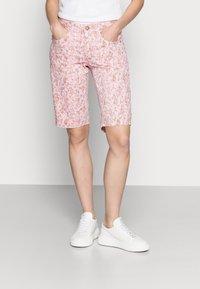 Cream - Shorts - cameo pink fleur - 0