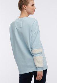 DreiMaster - Sweatshirt - rauch mint - 2