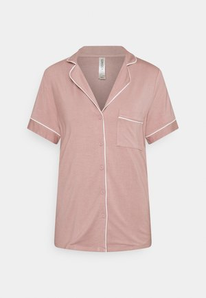 SOFT PIPING - Pyjama - light dusty pink
