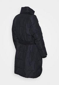 LOVE2WAIT - COAT BABY CARRIER - Classic coat - navy - 1