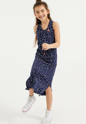 Day dress - all-over print