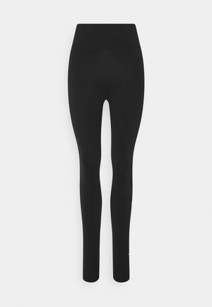 RUN  - Tights - black/silver