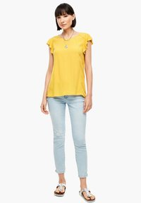 s.Oliver - Blouse - yellow - 1