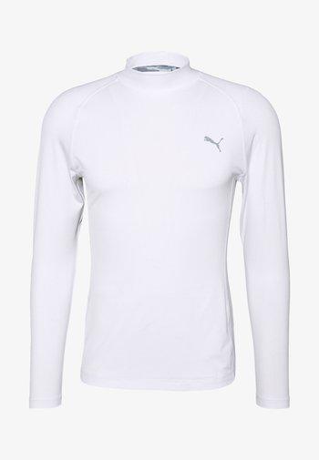 BASELAYER - Sports shirt - bright white