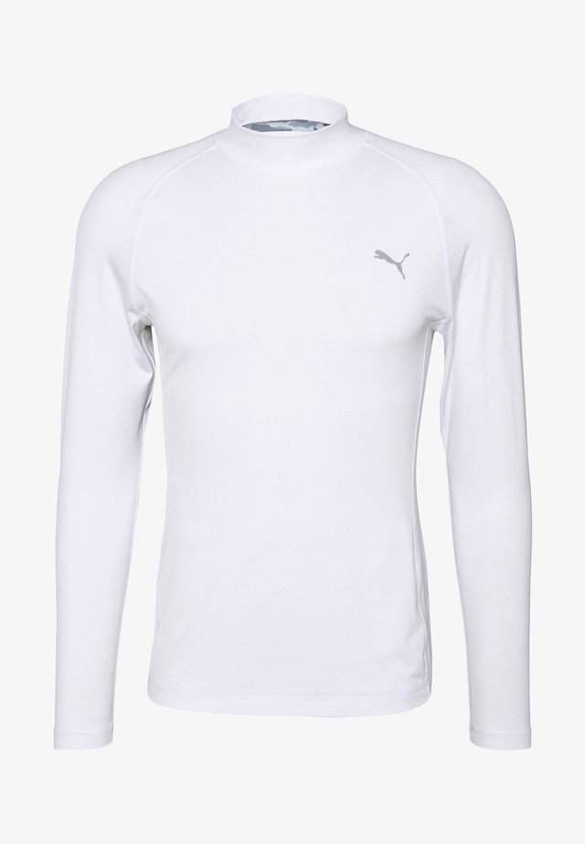 BASELAYER - T-shirt sportiva - bright white