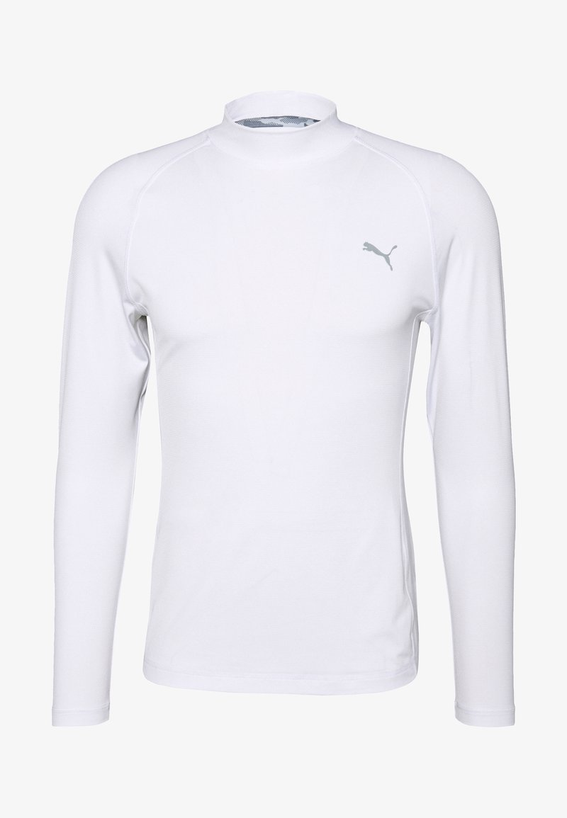 Puma Golf - BASELAYER - T-shirt sportiva - bright white