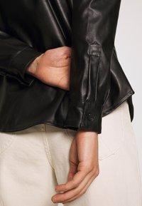 New Look - PEYTON - Hemdbluse - black - 5