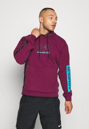 PACK HOODIE - Sweater - royal magenta