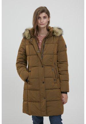 Vinterkåpe / -frakk - brown