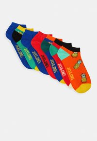 Jack & Jones - JACFOOD MIX SHORT SOCK 7 PACK - Skarpety - surf the web - 0