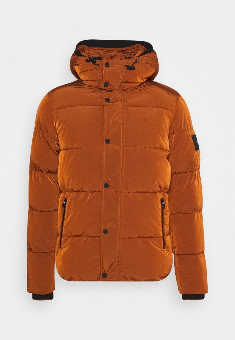 Calvin Klein - CRINKLE  - Winter jacket - brown