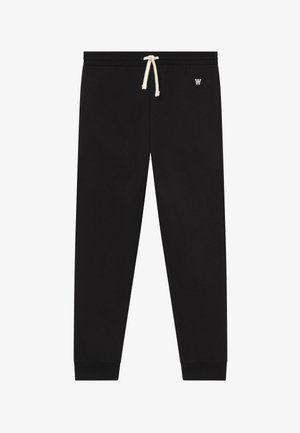 RAN KIDS TROUSERS - Jogginghose - black