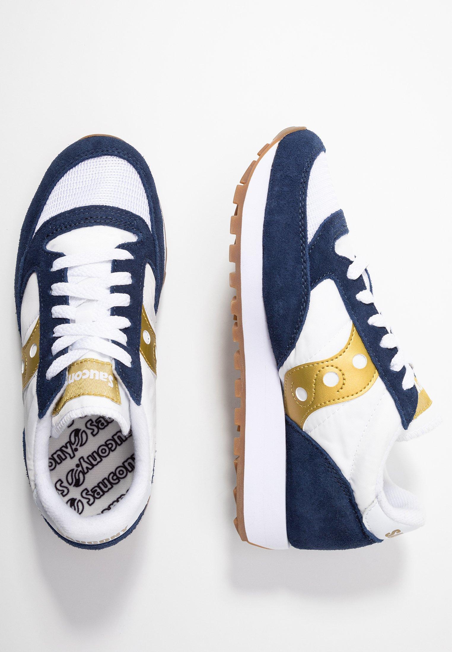 Saucony jazz original vintage sneakers basse navygold
