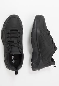 Cotton On - FELIX CHUNKY  - Trainers - black - 1