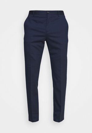 STRETCH PANT - Trousers - deep ink