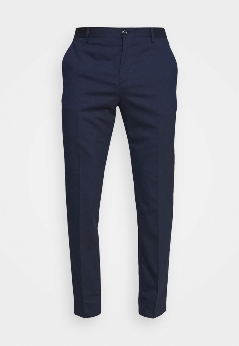 Calvin Klein Tailored - STRETCH PANT - Trousers - deep ink