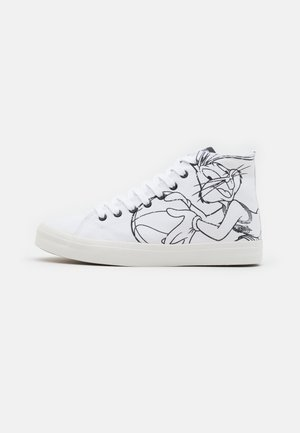 SPACE JAM UNISEX - High-top trainers - white