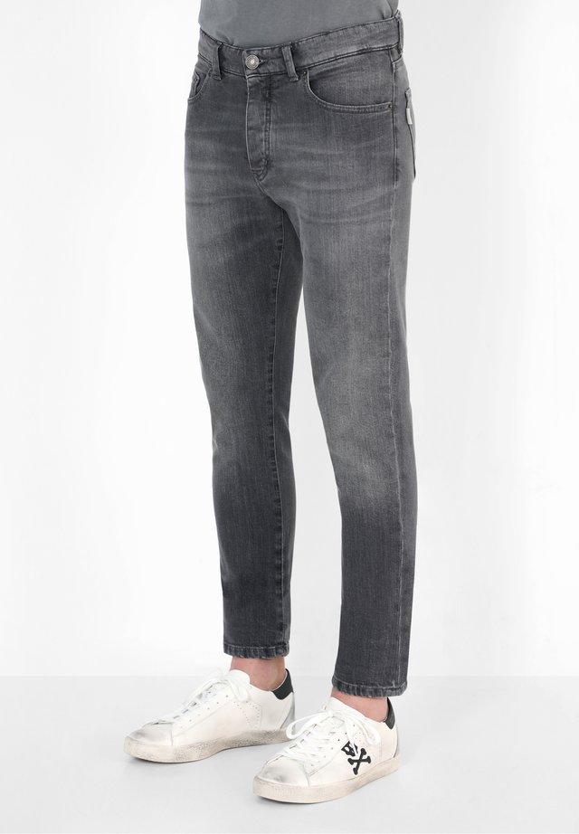 Jeans slim fit - medium grey