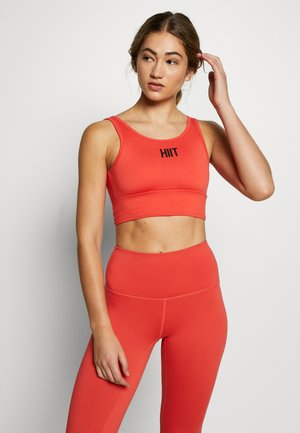 NADIA CORE SPORTS BRALET - Sports bra - red