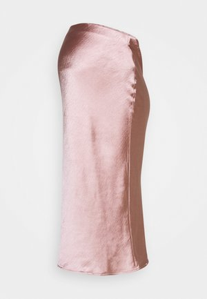 LEXIE SKIRT - Falda acampanada - dusty pink