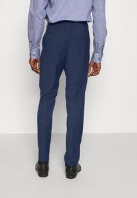 Tommy Hilfiger Tailored - FLEX SLIM FIT SUIT - Puku - blue - 5