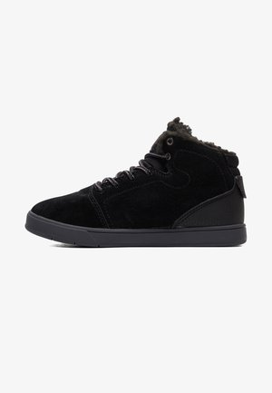 CRISIS HIGH WNT AD - Winter boots - black