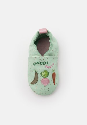 CHIC GARDEN - Babyschoenen - vert clair