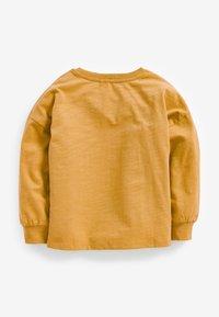 Next - Sweatshirt - ochre - 5