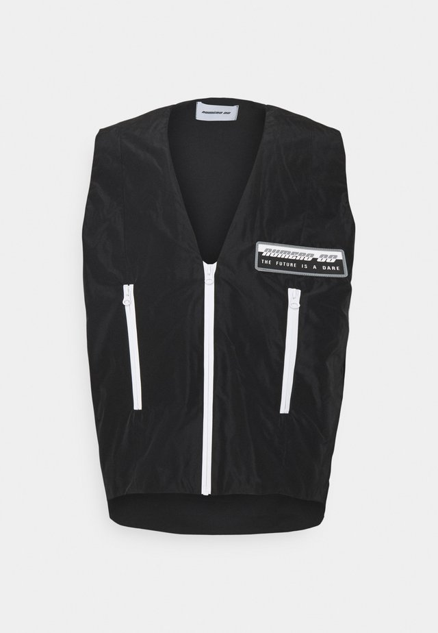POCKET VEST - Bodywarmer - black