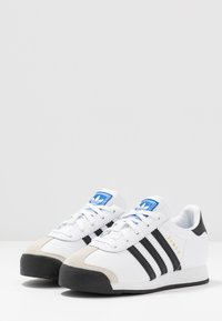 adidas Originals - SAMOA  - Zapatillas - footwear white/core black - 2