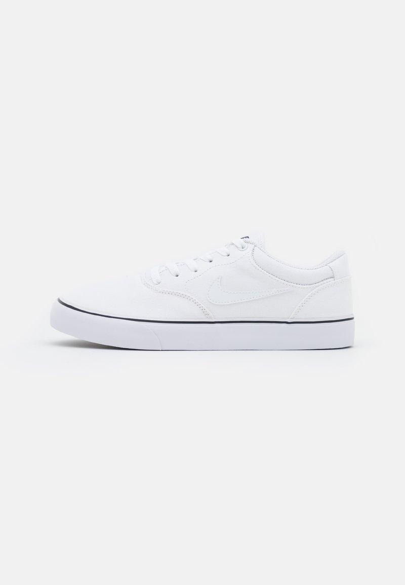 Nike SB - CHRON 2 UNISEX - Sneakers laag - white