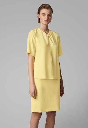 IAGELA - Blouse - yellow