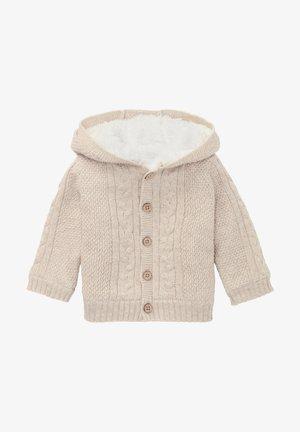 Winter jacket - sand melange
